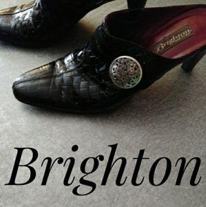Brighton Romeo mule size 9.5